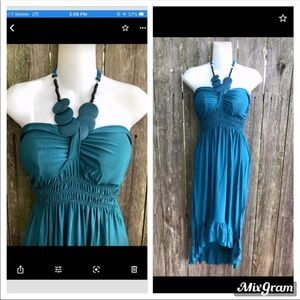 Strapless Dress size Large